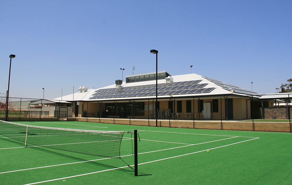 Save Energy 30kw Community Recreation Centre
