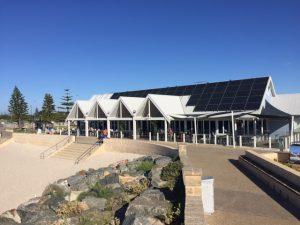 The Goose Restaurant Save Energy Solar