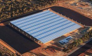 Katanning Sheep Yard Solar