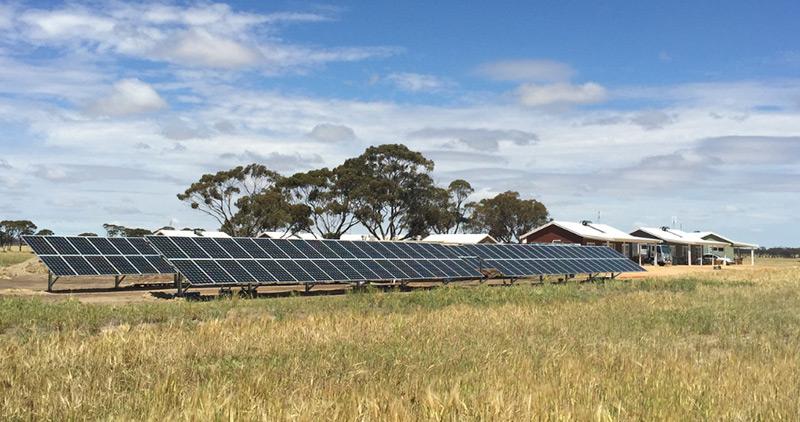 Off Grid Solar Energy