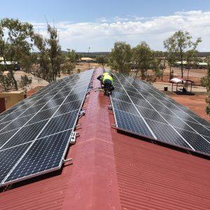 Shire Of Laverton Solar Project