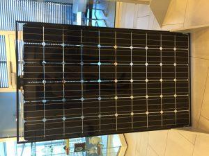 Solarworld Glass Panel